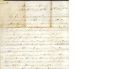 Thomas C. Battey to wife and children, November 21, 1873. Written from Kiowa Agency, Ft. Sill,...