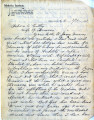 Andres Martinez to Debra C. Battey, March 30, 1897. From Methvin Institute expresses appreciation...