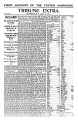 Typescripts and news clippings regarding the Battle of the Little Big Horn River