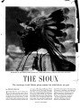 """The Sioux,""from Holiday Magazine"