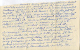 Letter about Charles Kroff's diary