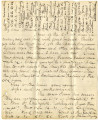 Letter from Alex Reid, August 5, 1887. Letter from Alex Reid, January 16, 1888. Letter from Alex...