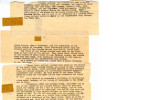 Typescript information regarding the LeFlore family of the Choctaw Nation. Incomplete.; Newspaper...