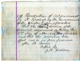 Acts, Bills, and Resolutions of the Choctaw Nation, 1884