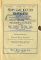 Supreme Court Reporter. Containing the Decisions of the Supreme Court of the United States. Vol....