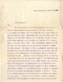 Mines and Mining Industry:  1903  1904.  Miscellaneous correspondence relating to segregated coal...