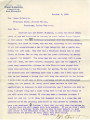 General correspondence and records: 1902 (October).  Miscellaneous letters regarding the validity...