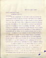 General correspondence and records: 1904 (July).  Miscellaneous letters regarding land allotments,...