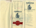General correspondence and records: 1913.  National Fire Insurance Company certificate to Green...