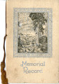 General correspondence and records:  1934.  Memorial Record for the funeral of Katie McCurtain,...