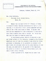 Railroads  Choctaw Nation: 1908.  Miscellaneous correspondence with various railroad companies...