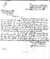Letter from E. L. Stephens, Acting Commissioner of Indian Affairs, to G. W. Grayson, re:  $728.77...