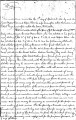 G. W. Grayson's notes on a document relating to fraudulent land claims, May 10, 1900.