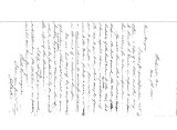Letter from J. B. Cox, Bookkeeper of the office of the Commissioner of Indian Affairs, to G. W....