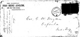 Letter from A. J. Willard to G. W. Grayson, in which Willard gives his views on the rights of...