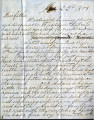 From Lycurgus P. Pitchlynn.  To Peter P. Pitchlynn.  Dated Jan. 22, 1858.  Re: murders of various...