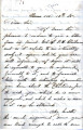 From John McRae.  To Peter P. Pitchlynn.  Dated after Dec. 26, 1858.  Re:  book being written by...