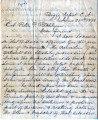From Thomas J. Bond (Boggy Depot, C.N.).  To Peter  P. Pitchlynn.  Dated June 25, 1858.  Re:  the...