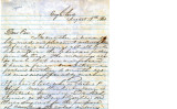 From Lycurgus P. Pitchlynn (Eagle Town, C.N.).  To Peter P. Pitchlynn.  Dated Aug. 19, 1860.  Re: ...