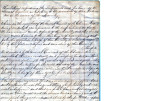 Document:  Resolution of the General Council of the Choctaw Nation.  Dated Oct. 10, 1864.  Re:...