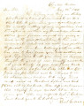 From Samuel Garland.  To Peter P. Pitchlynn.  Dated Jan. 24, 1866.  Re:  Pitchlynn's...