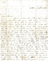 From Mary Rhoda Pitchlynn.  To Charles G. Lombardi.  Dated Oct. 27, 1870.  Re:  the blacks and...