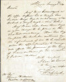From Governor William Clark of Missouri.  To Thomas Henderson.  Dated Jan. 3, 1833.  Re: the...