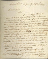 From Greenwood LeFlore.  To Major P.P. Pitchlynn.  Dated Sept. 9, 1831.  Re: the appointment of...