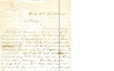 From Loring S.W. Folsom (Caddo, C.N.). To Peter P. Pitchlynn.  Dated April 30, 1878.  Re;  Chief...