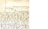 From Loring S.W. Folsom (Caddo, C.N.).  To Peter P. Pitchlynn.  Dated Nov. 16, 1879.  Re:  the...