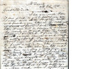 From Jacob Folsom (Daniels).  To Peter P. Pitchlynn.  Dated Oct. 20, 1841.  Re: General...