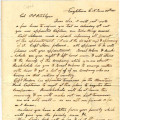 From Amziah Robinson (Eagletown, C.N.)  To Col. Peter P. Pitchlynn.  Dated June 29, 1841.  Re:...