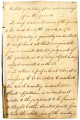 Personal journal of Peter P. Pitchlynn.  Written from Choctaw Agency in 1815.