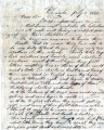 From Alfred Wade.  To Peter P. Pitchlynn. Dated July 5, 1845.  Re: progress of students at the...