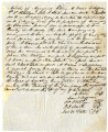 "Dated Dec. 17, 1846:  """"Articles of Agreement Between A. Harris, Samuel Tafforany, P.P...."