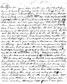 From Peter P. Pitchlynn.  To Lycurgus Pitchlynn.  Dated July 8, 1849.  Re:  illness and family...