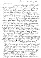From Thomas J. Pitchlynn.  To Peter P. Pitchlynn.  Dated Dec. 22, 1852.  Re: Chickasaws'...