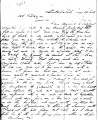 From Loring S.W. Folsom (Lukfata, C.N.).  To Peter P. Pitchlynn.  Dated June 19, 1856.  Re: family...